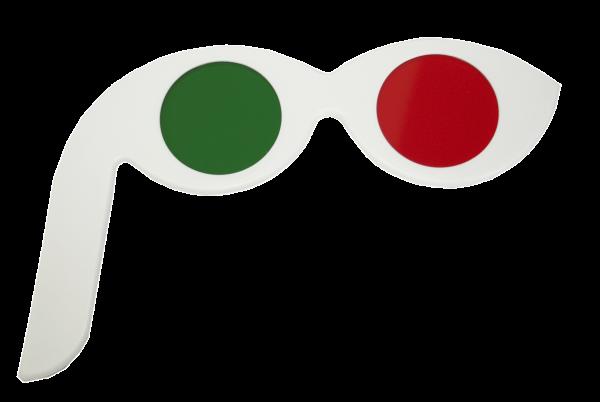argus Rot-Grün Vorhalter