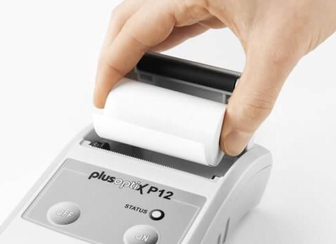 PlusoptiX Druckerpapier für P12