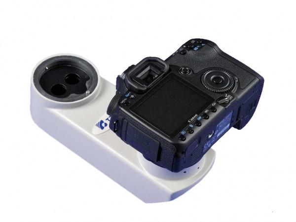 Kameraadapter für Spaltlampen