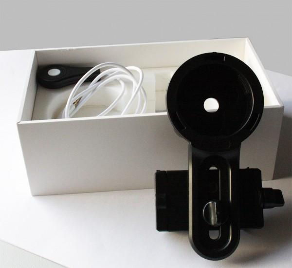 argus Smartphoneadapter für Android und Apple