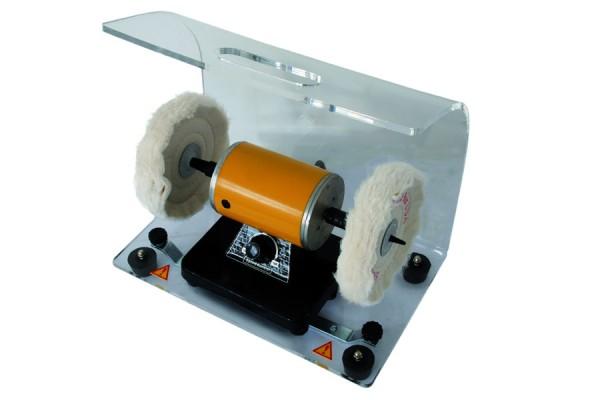 argus Poliermaschine Optikerausstattung
