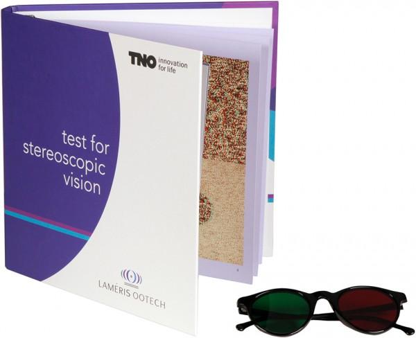 Oculus TNO Stereotest (Ringbuchformat)