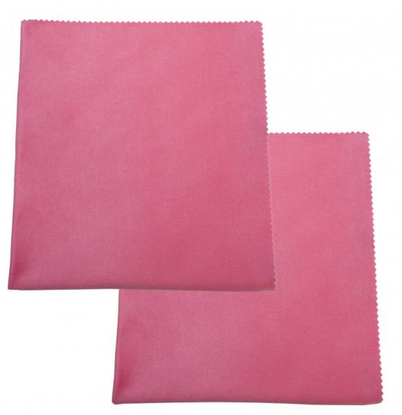 argus Brillenputztuch XXL pink/berry