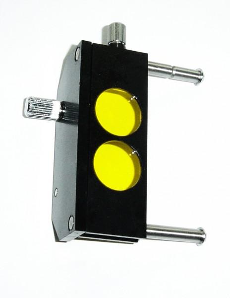 Gelbfilter für HV 5000 Spaltlampe